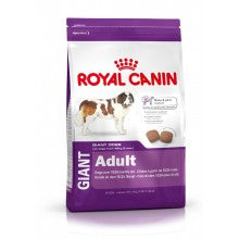 Royal Canin Dog Food: Giant Adult (Over 24 Months). Available online from Yes.Pet
