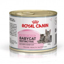Royal Canin Cat Food: Babycat Instinctive - Weaning to 2 months (12 x 195 g). Available online from Yes.Pet