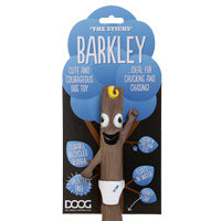 DOOG Dog Toy: Baby Barkley DOOG Stick. Available online from Yes.Pet