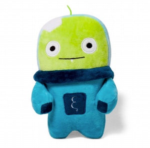 Alien Flex Dog Toy: Bubu. Available online from Yes.Pet