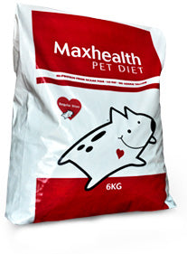 Maxhealth Dog Food: Maxhealth Sensitive - Fish. Available online from Yes.Pet