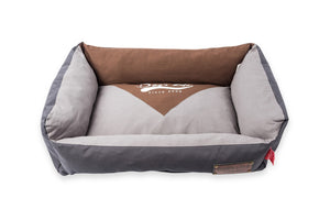Dog's Life Dog Bed: Vintage Summer Lounger. Available online from Yes.Pet