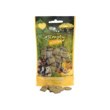 Natural Simply Nibbles - Tropical Fruit Cushions - 2 x 50 g
