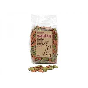 Naturals Carrotys - 2 x 200 g