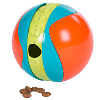 Outward Hound Dog Toy: Treat Chaser. Available online from Yes.Pet