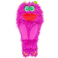 Outward Hound Dog Toy: Lip Monster (5 Squeakers). Available online from Yes.Pet