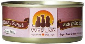 Weruva Cat Food: Mideast Feast - Kitten & Adult. Available online from Yes.Pet