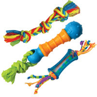 Petstages Dog Toy: Mini Dental Chew Pack. Available online from Yes.Pet