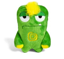 Alien Flex Dog Toy: MiniGro. Available online from Yes.Pet