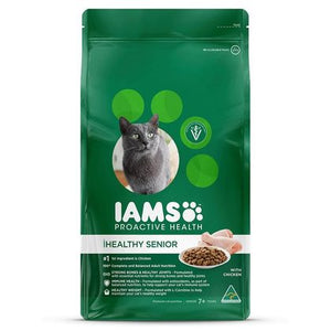 Iams Senior - Chicken