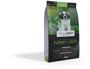 Large Breed Puppy - Turkey & Duck