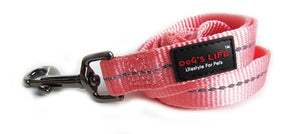 Dog's Life Dog Leash: Supersoft Webbing Leash - Pink. Available online from Yes.Pet
