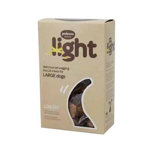 Probono Dog Treat: Light (Large Dogs). Available online from Yes.Pet