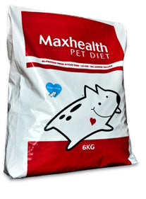 Maxhealth Dog Food: Maxhealth Puppy Junior. Available online from Yes.Pet