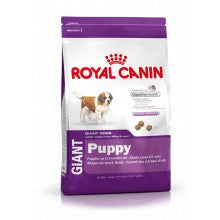 Royal Canin Dog Food: Giant Puppy (2 to 8 Months). Available online from Yes.Pet
