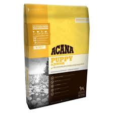 Acana Dog Food: Puppy & Junior - For puppies whose adult weight will be between 9 and 25 kg. Available online from Yes.Pet