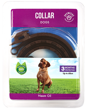 Neem Oil Dog Collar