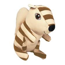 Kong Dog Toy: Ballastic Woodland Toys. Available online from Yes.Pet