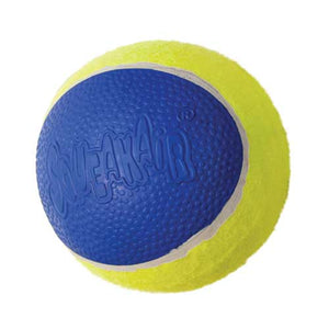 Kong Dog Toy: Ultra Squeakair Ball. Available online from Yes.Pet