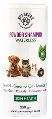 Waterless Powder Shampoo