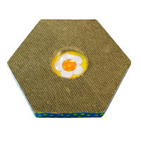 Petstages Cat Toy: Wobble 'n Scratch Globe. Available online from Yes.Pet