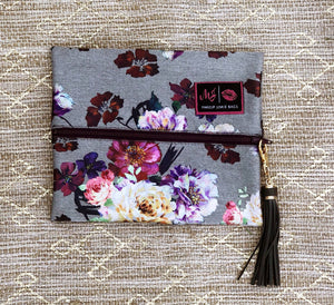 """Molly Jane"" Makeup Junkie Bag"