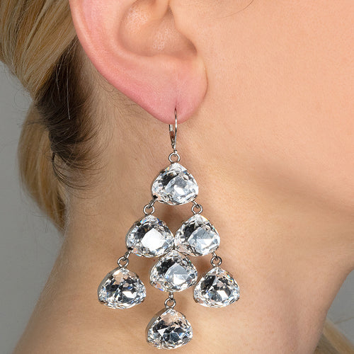 Chandelier Pierced Earrings