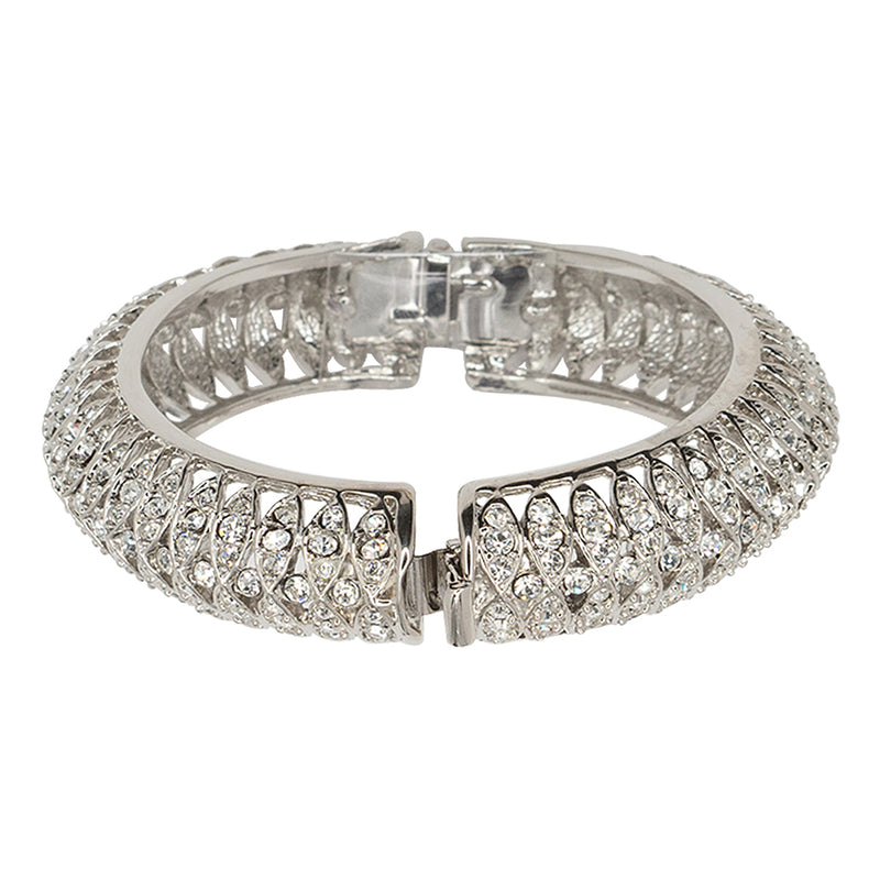 Crystal Pavé Bangle