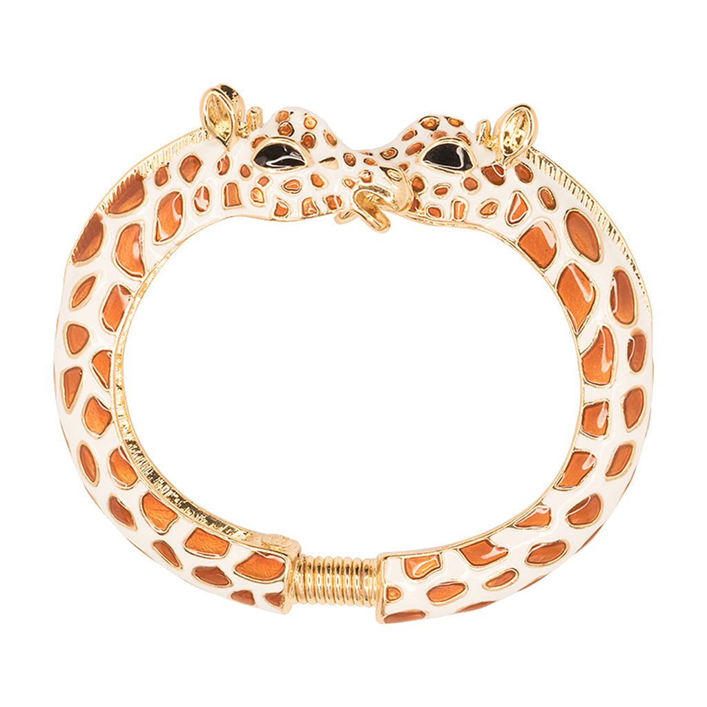Giraffe Print Bangle