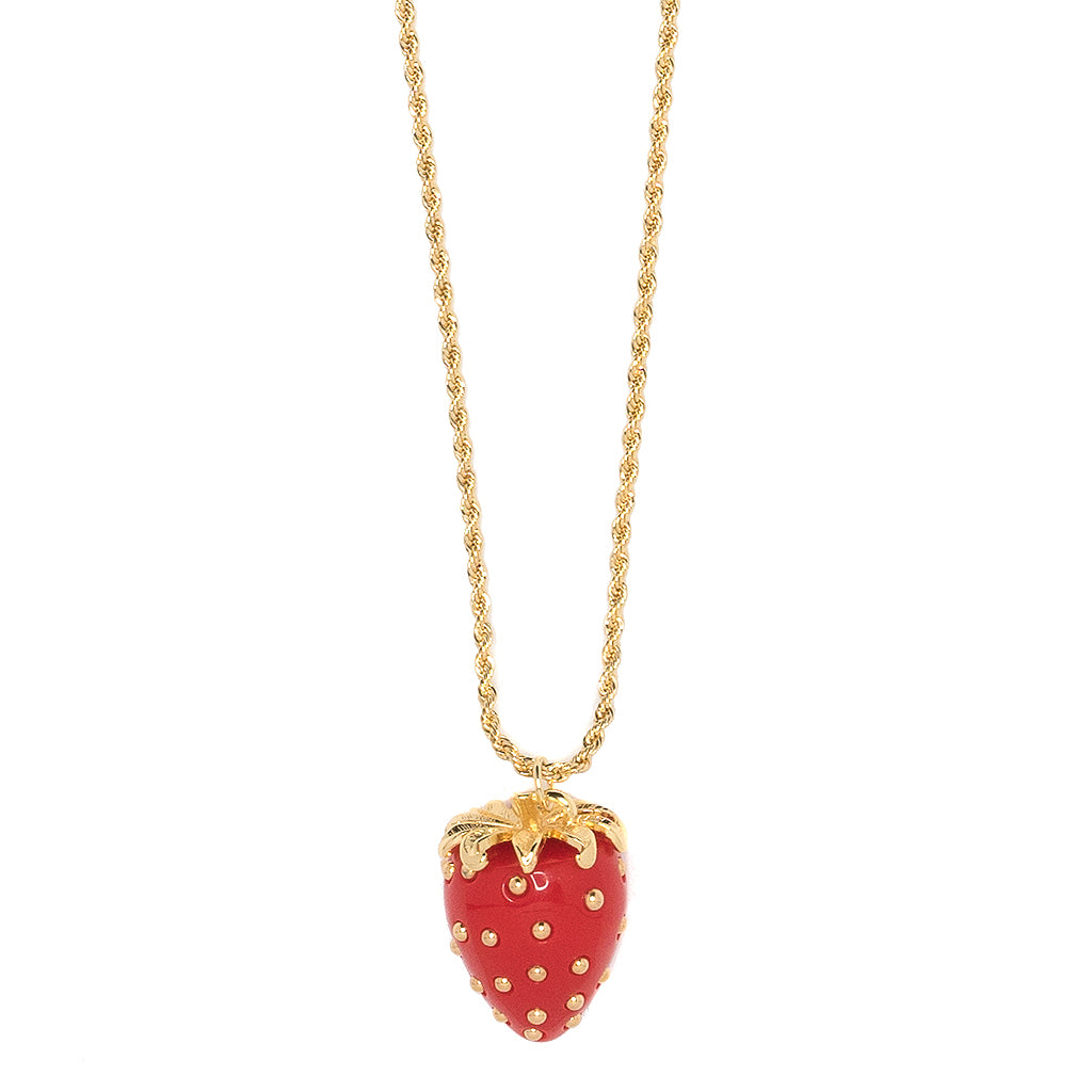 pendant nl fd beautiful design rg gold jewelry ruby rose heart diamond with in red necklace