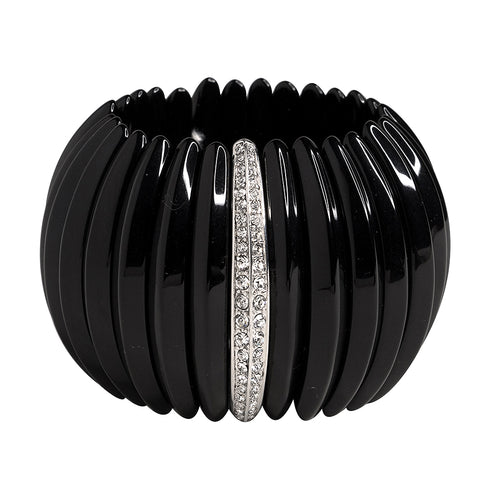 Black Stretch Cuff