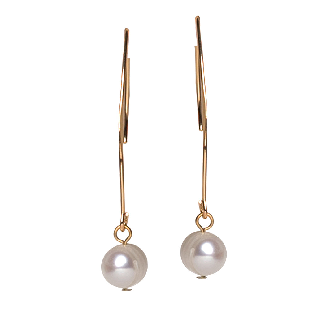 pearl earrings freshwater products big silver baroque white with dsc