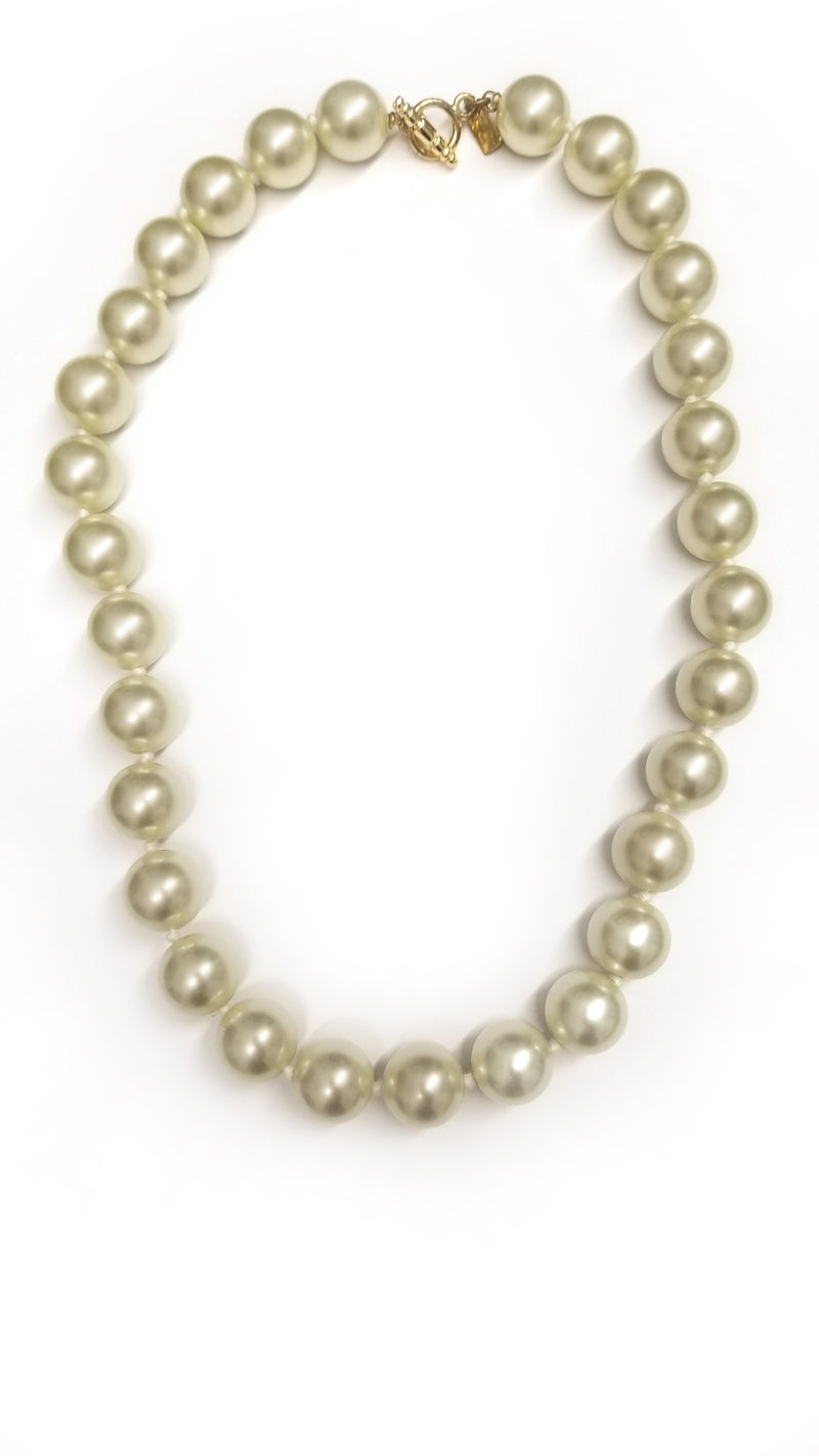 "18"" Pearl Necklace"