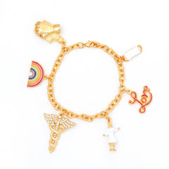 UNITED RELIEF CHARM BRACELET