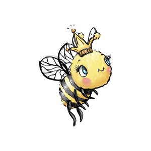 Honey Bee Planner Die Cut Stickers - The Planner's World