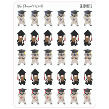 The Graduates graduation planner stickers - The Planner's World