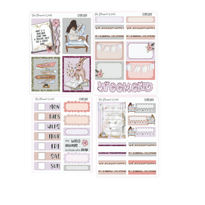 Storyland Micro Kit Planner Stickers - The Planner's World