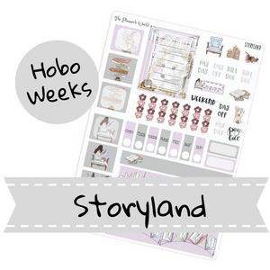 Storyland Hobonichi Weeks Kit - The Planner's World