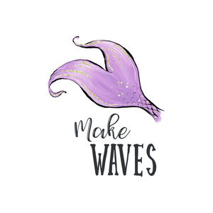 Be a Mermaid Die Cuts - The Planner's World