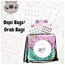 Planner sticker grab bag / oops mystery grab bags - The Planner's World