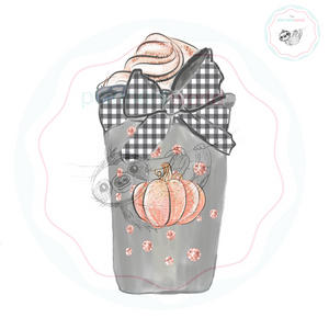Autumn Harvest Die Cut Stickers - The Planner's World