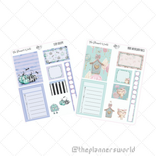 Micro Kits - The Planner's World