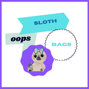 Sloth Family Planner sticker oops grab bag