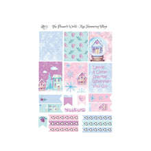 Shimmering Village mini Weekly Planner Kit - The Planner's World