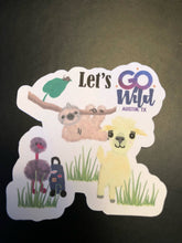 Let's Go Wild Die Cut - The Planner's World