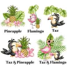 Toucan Plan at That Die Cuts - The Planner's World
