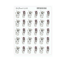 dog mom planner stickers - The Planner's World