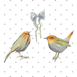 Birds and bows Die Cuts - The Planner's World