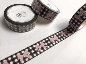 Farmhouse Style Plaid Washi Tape - The Planner's World