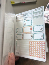 Sticker Album - Farmhouse Sticker Album - Two sizes - The Planner's World